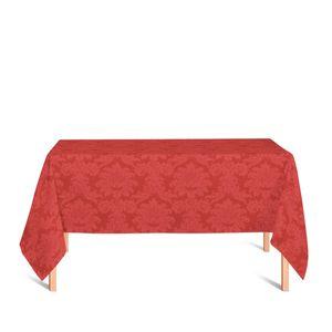 toalha-retangular-tecido-jacquard-vermelho-medalhao-tradicional
