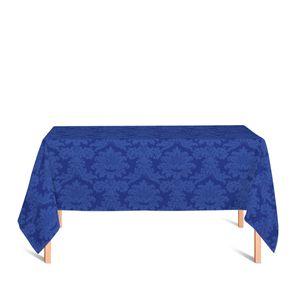 toalha-retangular-tecido-jacquard-azul-royal-medalhao-tradicional