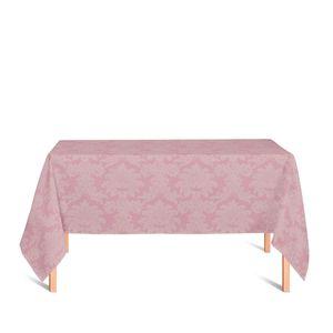 toalha-retangular-tecido-jacquard-rosa-envelhecido-medalhao-tradicional