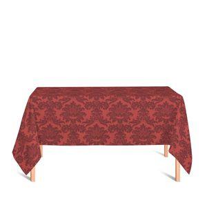 toalha-retangular-tecido-jacquard-vermelho-e-preto-medalhao-tradicional