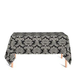 toalha-retangular-tecido-jacquard-preto-e-cru-medalhao-tradicional
