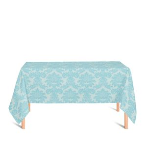 toalha-retangular-tecido-jacquard-azul-e-prata-frozen-medalhao-tradicional