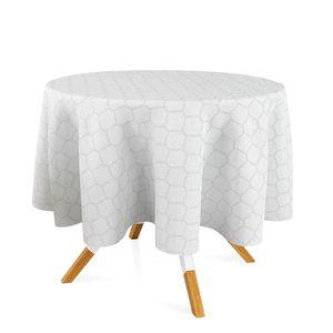 toalha-redonda-tecido-jacquard-branco-geometrico-tradicional