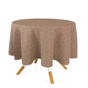 toalha-redonda-tecido-jacquard-rosa-envelhecido-e-dourado-geometrico-tradicional