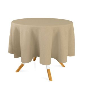toalha-redonda-tecido-jacquard-bege-liso