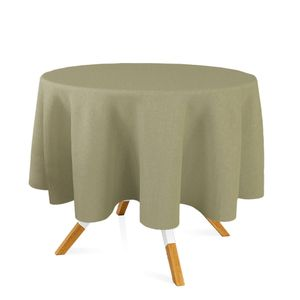 toalha-redonda-tecido-jacquard-dourado-e-turquesa-liso
