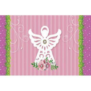 painel-sublimado-anjinho-rosa