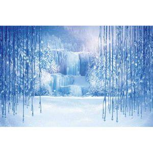 painel-sublimado-cascata-frozen