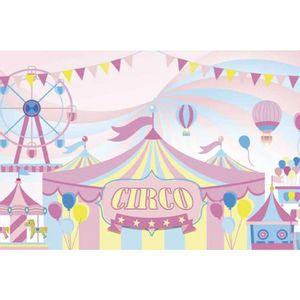painel-sublimado-circo-rosa-1