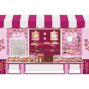 painel-sublimado-confeitaria-rosa
