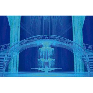 painel-sublimado-escadaria-frozen