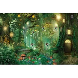 painel-sublimado-floresta-encantada-2