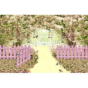 painel-sublimado-jardim-encantado