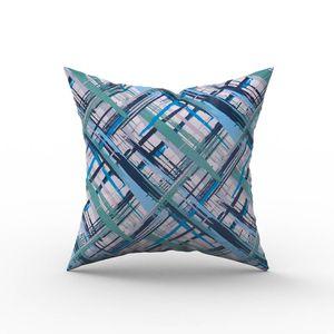 capa-de-almofada-em-tecido-impermeavel-acqua-cinza-grid-colorido