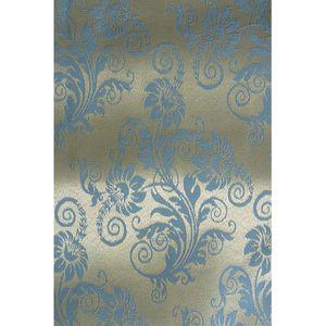 tecido-jacquard-arabesco-azul-dourado-principal