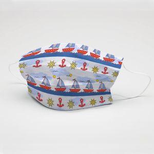 mascara-tecido-tricoline-estampado-barquinhos-marinheiro