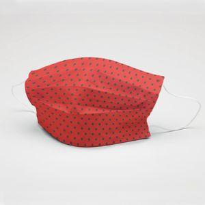 mascara-tecido-tricoline-estampado-poa-pequeno-vermelho-preto