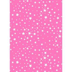 tecido-tricoline-estrelinha-rosa-e-branco