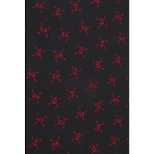 tecido-tricoline-caveira-vermelha