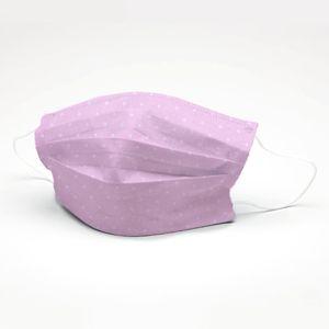 mascara-tricoline-estampado-estrela-fundo-rosa-bebe
