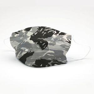mascara-tricoline-estampado-camuflado-cinza