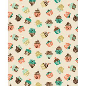 tecido-tricoline-cupcake-verde-fundo-bege