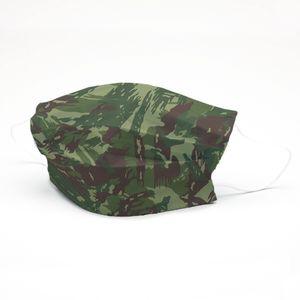 mascara-tecido-tricoline-estampado-camuflado-verde-escuro