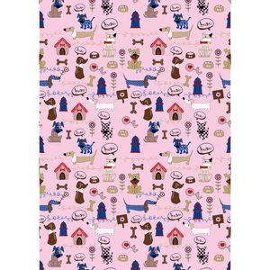 tecido-tricoline-estampado-pet-casinha-cachorro-fundo-rosa-150m-de-largura