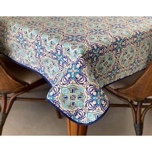 toalha-jacquard-azulejo-portugues-azul