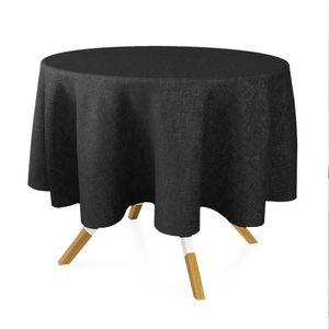 toalha-redonda-oxford-preto