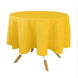 toalha-redonda-oxford-amarelo-ouro