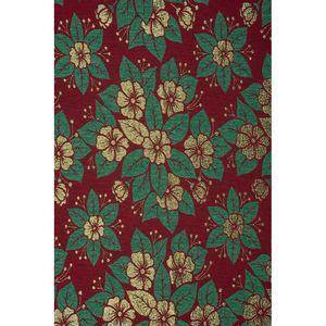 tecido-jacquard-fio-brilhante-natalino-floral-verde-fundo-vermelho-280m-de-largura