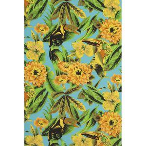 tecido-gorgurinho-floral-tucano-fundo-azul-150m-de-largura