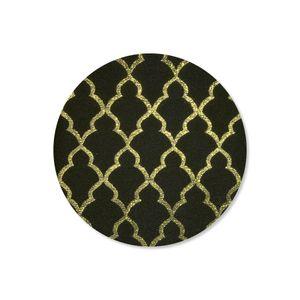 capa-para-sousplat-em-tecido-jacquard-lurex-preto-dourado-geometrico