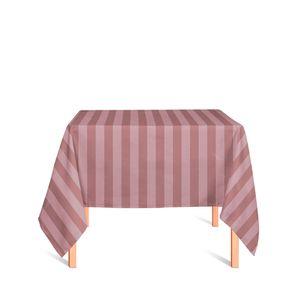 toalha-quadrada-tecido-jacquard-rose-e-marrom-listrado-tradicional-140