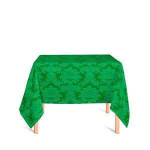 toalha-quadrada-tecido-jacquard-verde-medalhao-tradicional-140