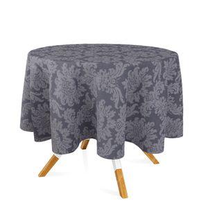 toalha-redonda-tecido-jacquard-cinza-chumbo-medalhao-tradicional-280