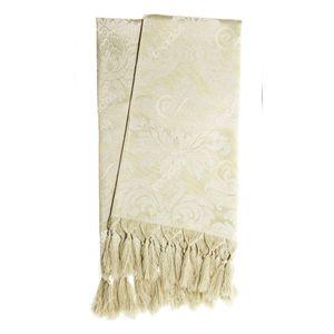 manta-tecido-jacquard-bege-medalhao-tradicional