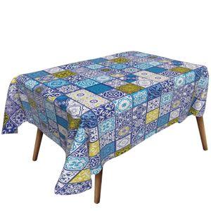 tecido-plastico-termico-azulejo-portugues-azul